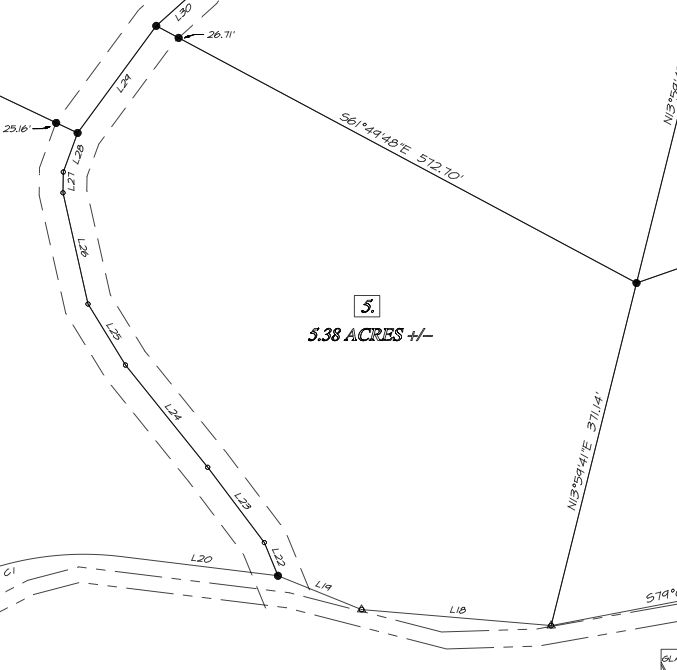 Apple Valley Tract 5 Land Survey - East TN land for sale by owner