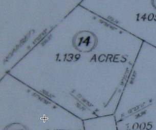 Survey of Grimsley Hills Tract 14 Survey of East TN Land for Sale By Owner