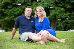 Jared Wheeler And Samantha Garrett