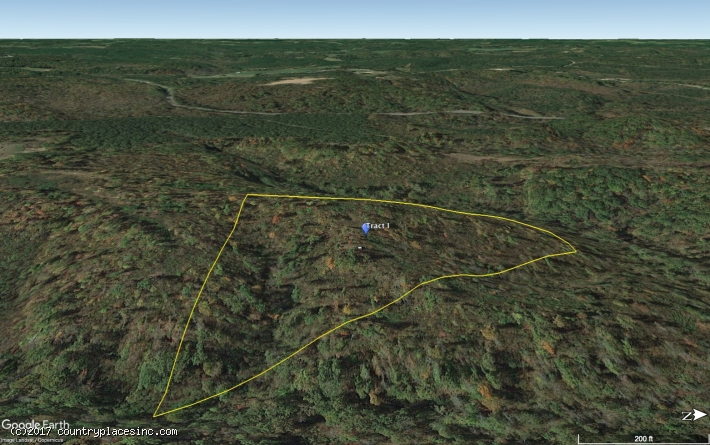Goose Creek Estates Tract I