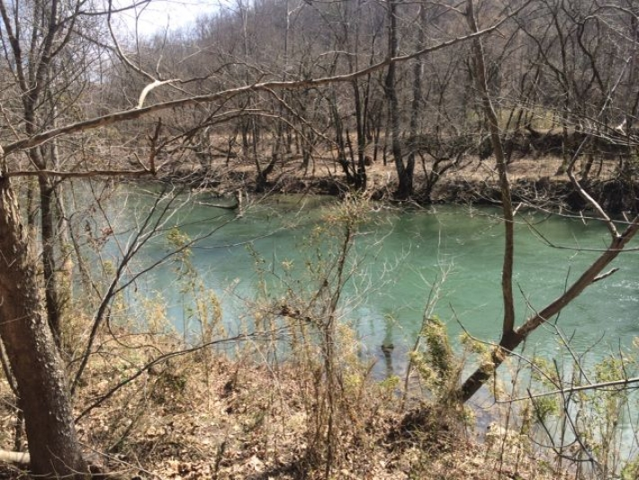 11 acres with 384' of river frontage!