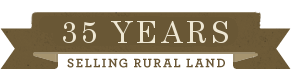 35 Years Selling Rural Land