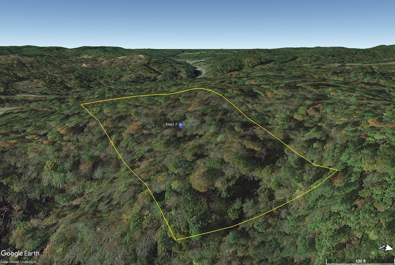 PRC Tract 7 Angled View 2