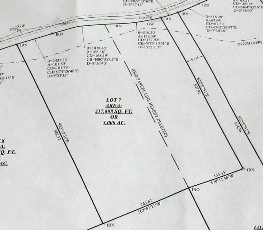 Lonesome Valley Tract 7 Survey of East TN land for sale by owner